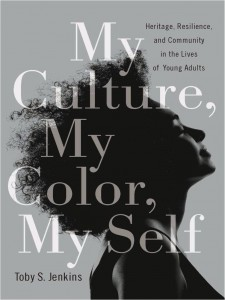 Book Cover, My Culture, My Color, My Self