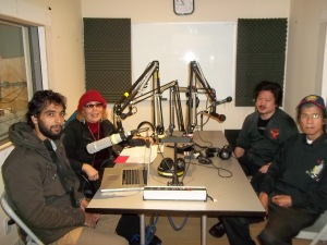 Radio show 008