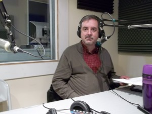 radio show. Russell nad Alan 002