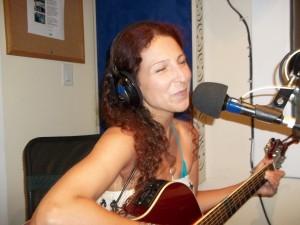 Sharon and radio photos 006